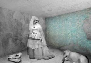 La flamante esposa