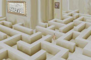 Neuen Labyrinthe V